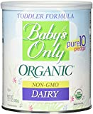 Baby's Only Organic VLX-1035 Dairy Formula, 12.7 oz. (Packaging May Vary)