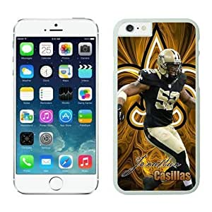 Orleans Saints Jonathan Casillas White Case Cover For LG G3 Cell Phone Case ONXTWKHC2812