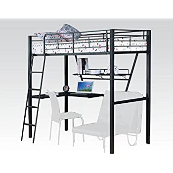 Amazon Com Coaster Fine Furniture 2209 Metal Bunk Bed