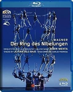 Richard Wagner - Der Ring des Nibelungen [Blu-ray] [Limited Edition] [Reino Unido]