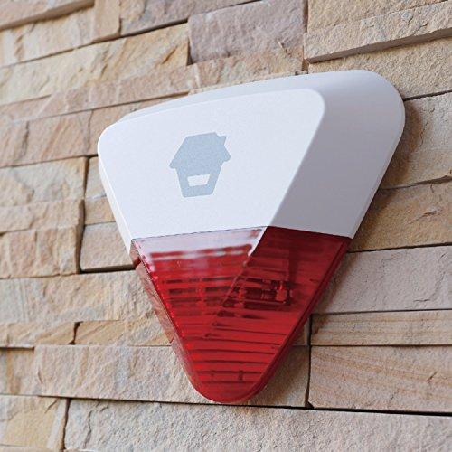 Chuango WS-280 - Alarma para exterior