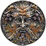 Green Man Autumn Equinox Wall Plaque By Nemesis Now by Green Man Gifts