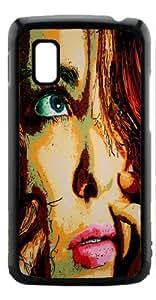 HeartCase Hard Case for Google Nexus 4 LG E960 ( Sexy Lip )