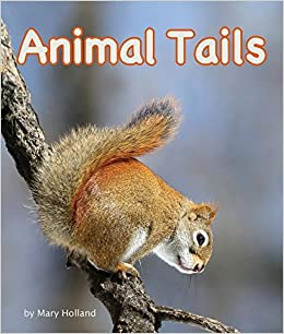 animal tails mary holland 9781628559774 amazon com books