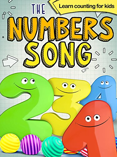 The Numbers Song, Learn Counting for Kids (Numbers Season 1)