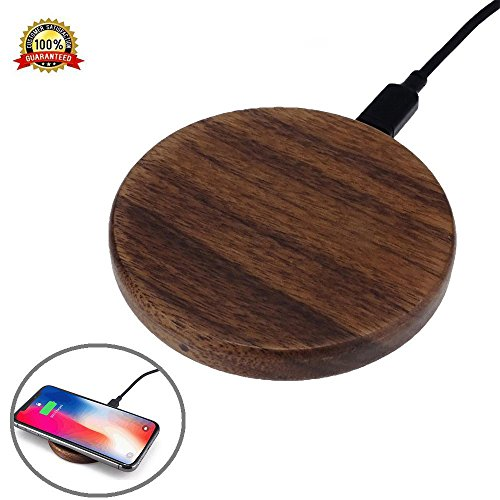 Wireless Charger Charging Samsung Qi Enabled