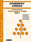 Student's Choice, Frances Clark and Louise Goss, 1589510046