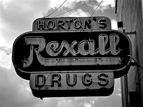 vintage-signs-1940s-rexall-drugs-black-and-white-photos-pharmacy-signs-athens-georgia-pharmacist-gif