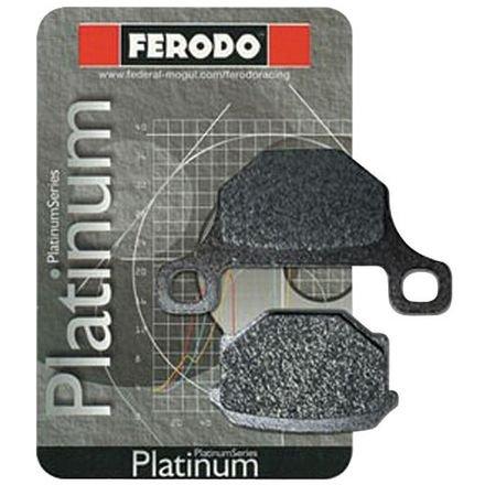 Price comparison product image 77-79 HONDA GL1000: Ferodo Platinum Organic P Brake Pads (Rear)