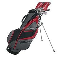 Wilson Men's Profile XD Golf Complete Set Men's Left Hand