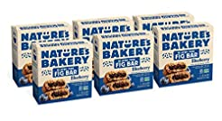 Nature's Bakery Gluten Free Fig Bars, 6-...