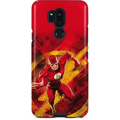 Amazon com: Skinit DC Comics Flash LG G7 ThinQ Pro Case - Ripped