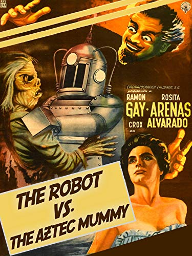 The Robot vs. The Aztec Mummy