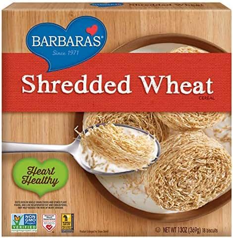 Breakfast Cereal: Barbara's Shredded Wheat