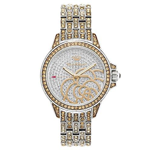 Juicy Couture Charlotte Crystal Pave Ladies Watch - Crystal Pave Juicy Couture