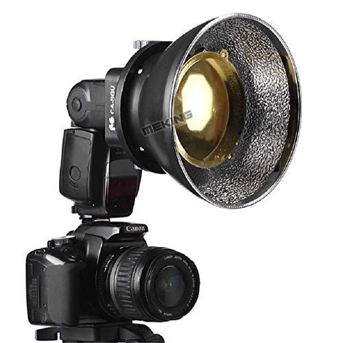 gazechimp 4 Stage Collapsible Flash Snoot Light Modifier for Camera Speedlite