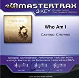 : Who Am I by Casting Crowns Accompaniment Track