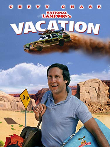 National Lampoon's Vacation - Ornament Hall Family