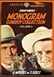 Monogram Cowboy Collection Volume 6 - Starring Jimmy Wakely