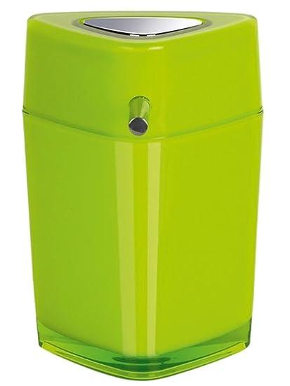 Spirella Trix Acrylic Dispensador de jabón Kiwi Verde