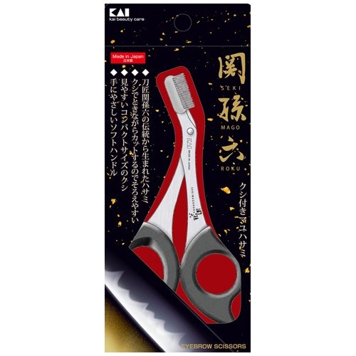 Seki Comb - Seki Magoroku comb with Mayuhasami HC3531