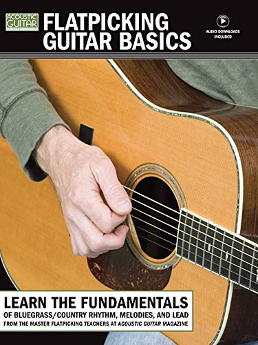 Flatpicking Guitar Basics: Acoustic Guitar Private Lessons