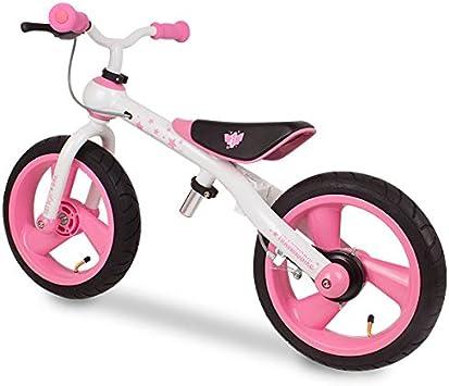 EUREKAKIDS 649092A Training Bike, Bicicleta Sin Pedales, Rosa ...