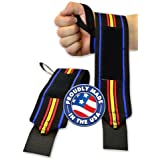 THP Powerlifting Wrist Wraps - Titan Support Systems