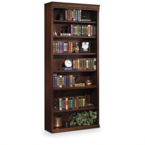 Huntington Oxford Oak Bookcase - 2