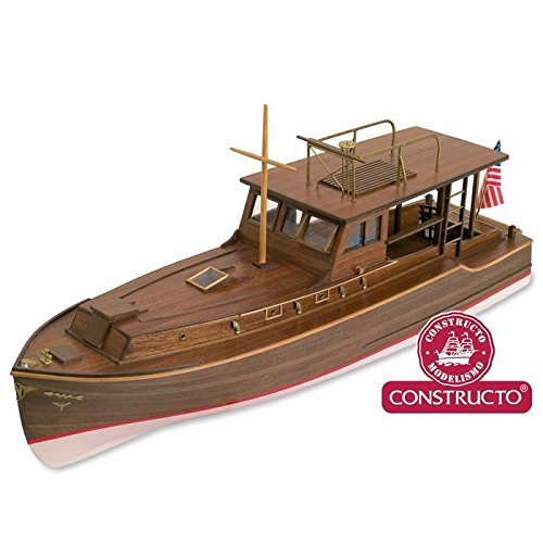 El Pilar - Model Ship Kit by Constructo