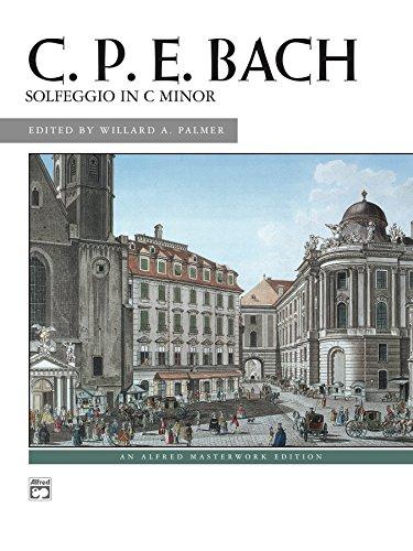 Solfeggio in C minor: Intermediate Piano Solo (Alfred Masterwork Edition)