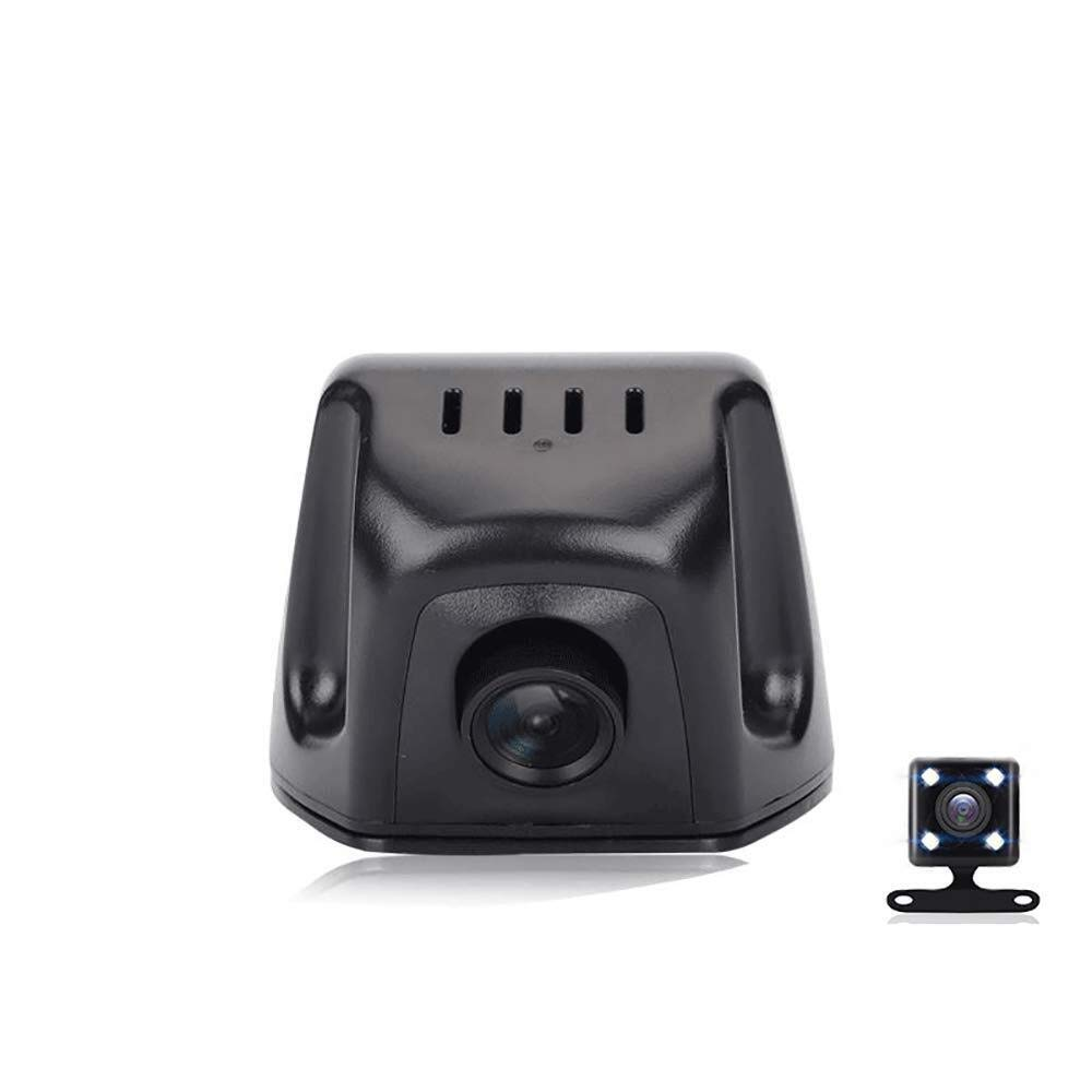 CHEZAI Dashcam Car Camera, USB Driving Recorder, Reversing Image, Collision Sensing, Time-Lapse Video, Parking Monitoring, ADAS Driving Assistance, Cycle Recording, Double Recording, Picture-In-Pictur by SPRIS