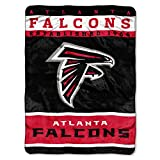 The Northwest Company Officially Licensed NFL 12th Man Plush Raschel Throw Blanket, 60