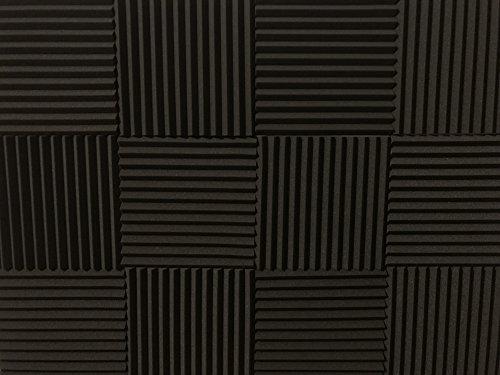 Acoustic Foam Panels Studio Wedge Tiles 12 Pack 1 Quot X 12
