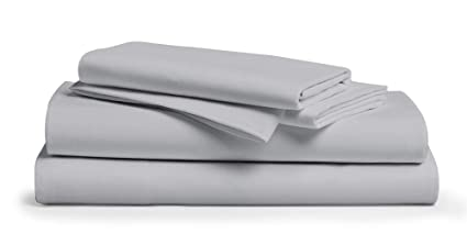 49596787ed60 Comfy Sheets Luxury 100% Egyptian Cotton Sheets - Premium Home Quality 1000  Thread Count 4 Piece Sheet Set - Pure Cotton Bedding Sheets for Bed Fits ...