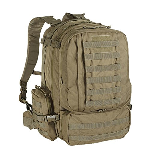 Voodoo Tactical Tobago Cargo Pack - Coyote Tan Kampfrucksack 75 L