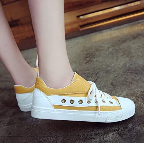 Sneaker Scarpe Donna Casual Tela Aperta Fitness Sportive In All'aria Sneakers Leggere Corsa Da Ysfu Sport gxqwd1g