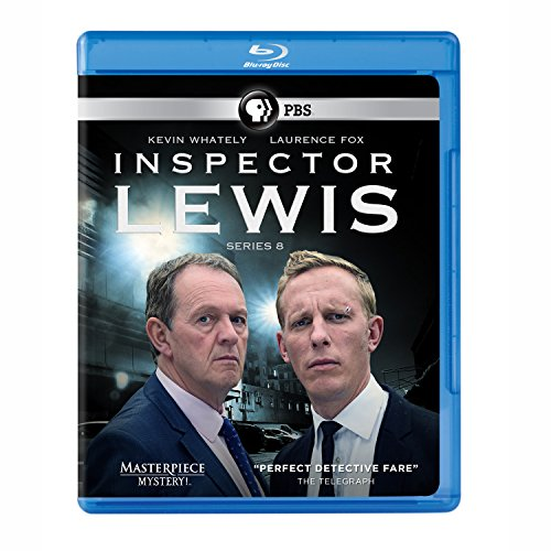 Masterpiece Mystery!: Inspector Lewis 8 (Full UK-Length Edition) (Blu-ray)