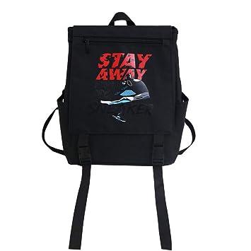 Amazon.com | DQZOL Backpack Couple Backpacks Style Women Men ...