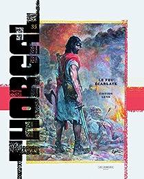 Thorgal, tome 35 : Le feu écarlate par Rosinski