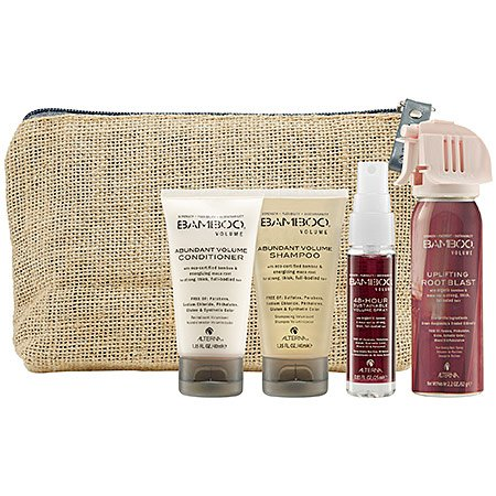 Alterna Bamboo Volume Beauty-On-the-Go Kit-4 ct.