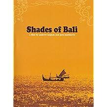 Shades of Bali