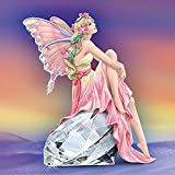 """The Bradford Exchange Exquisite """"Morning Star, The Hopeful"""" Figurine Raoul Vitale's Treasured Gems Of Hope Collection"""