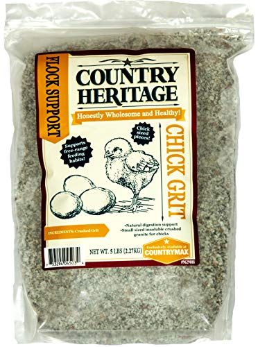 ck Grit for Chickens and Ducks 5 Pounds ()