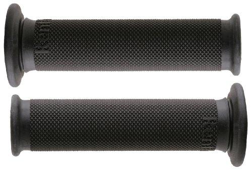 Renthal G110 Black Full Diamond Firm Compound ATV Grip ()