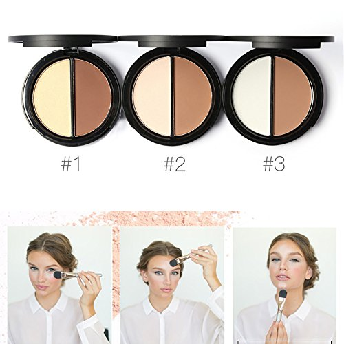 Shouhengda-Makeup-Blush-Bronzer-Highlighter-Concealer-Bronzer-Palette-Comestic-2-Diff-Color-A02
