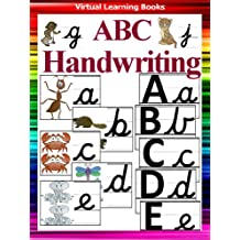 ABC Handwriting Flashcards (Learn To Write (Handwriting Flashcards For Children))