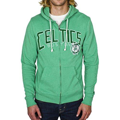 Nwt Adidas Nba Denver Nuggets Vintage Retro Jacket Coat: Boston Celtics Jacket, Celtics Coat