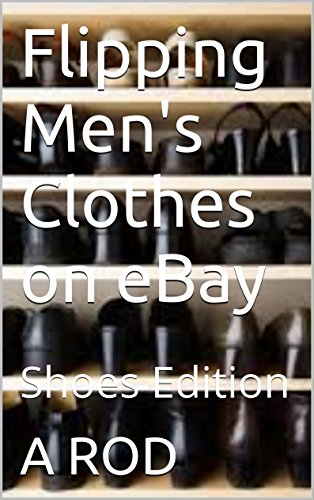 Flipping Men's Clothes on eBay: Shoes Edition