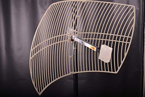(1710-2170 MHz, Grid Parabolic Dish Antenna, 19 dBi gain)